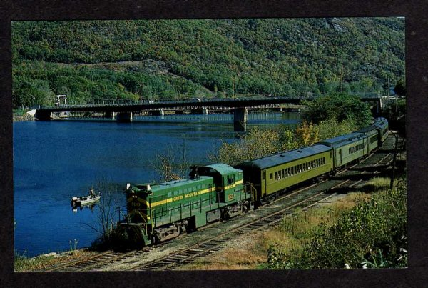 Bellows Falls (VT) United States  city photos : Details about VERMONT BELLOWS FALLS VT Green Mountain Railroad Train